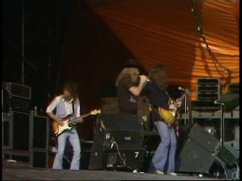 """Lynyrd Skynyrd- """"Saturday Night Special"""" -1976"""