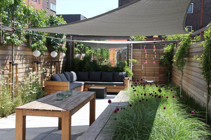 17 beste buiten idee n op pinterest buiten buiten en patio - Landschapstuin idee ...