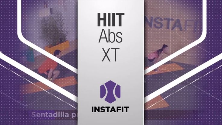 HIIT Abs XT home