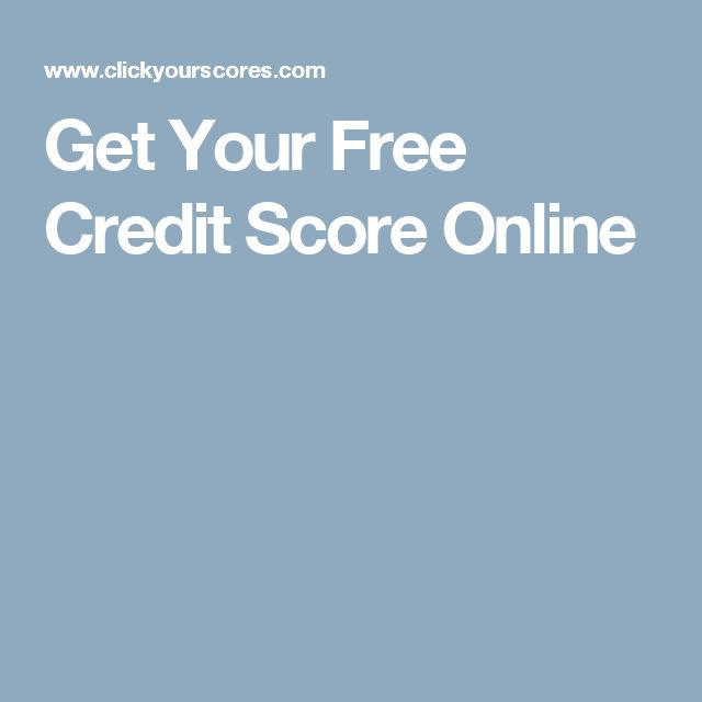 The 25+ best Free credit score ideas on Pinterest Free credit - credit check release form