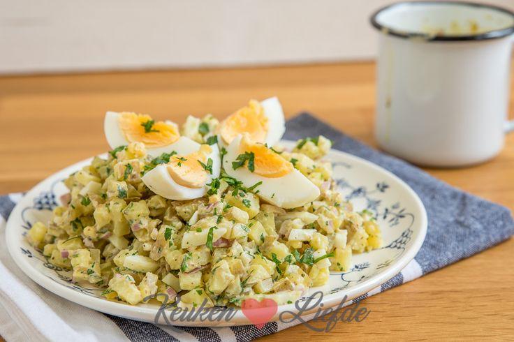 Aardappelsalade van Opperdoezer Ronde (kookvideo!)