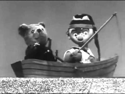 10 août 1952 Première émission de « Pépinot et Capucine »