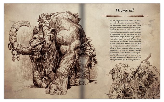 The Fabulous Art of Trudvang by RiotMinds — Kickstarter