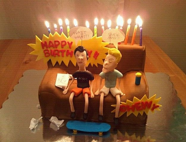 17 Best Images About Beavis And Butthead Rock It Out On