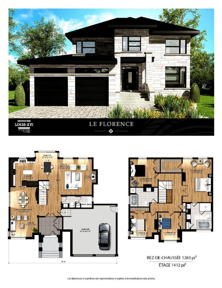 Modern Home Design Luxury Architecture House Sims House Plans Contemporary House Plans House plan modern style