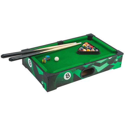 Superb Tabletop Pool Table Now At Smyths Toys UK! Buy Online Or Collect At Your Local Smyths Store! We Stock A Great Range Of Sports Tables At Great Prices.