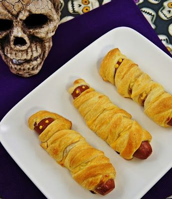Mummy Dogs ~ The Kitchen Life of a Navy Wife