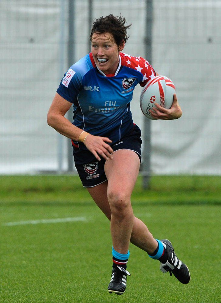 This US Women's Rugby Star Overcame Cancer AND a Broken Neck For the Rio Games  #inspiration #woman #fitness