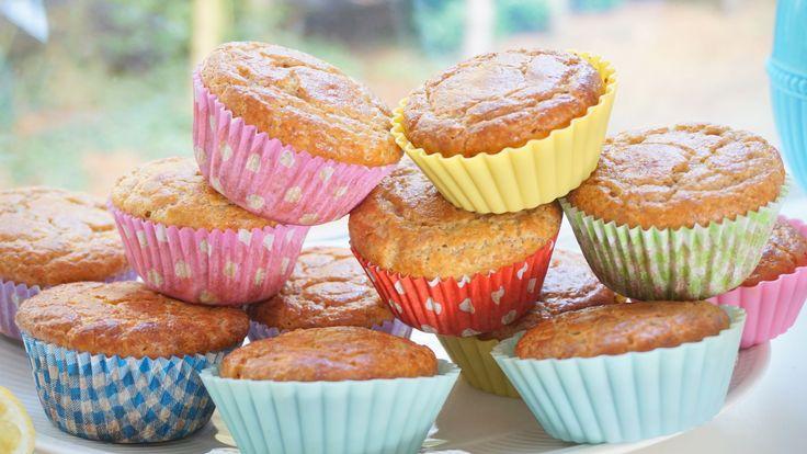 Basisrecept suikervrije glutenvrije muffins