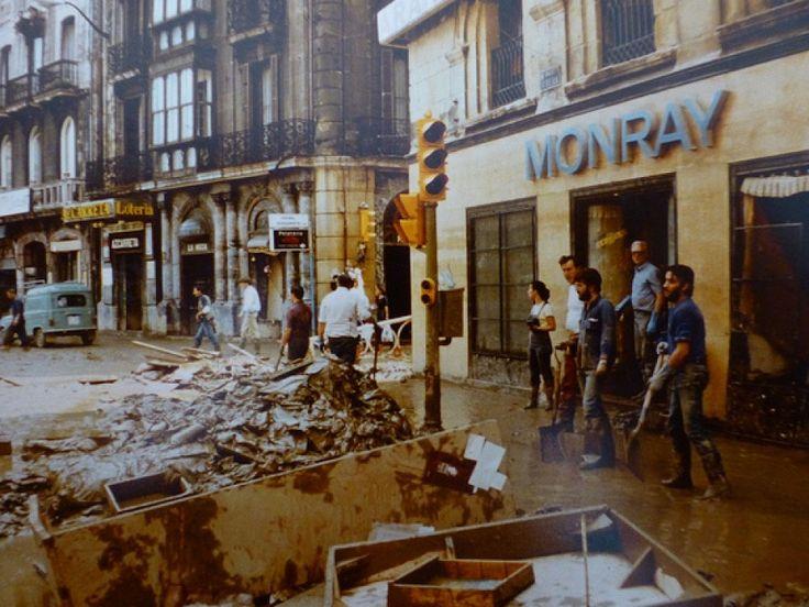 Fotos de las inundaciones de 1983 | EITB fotos