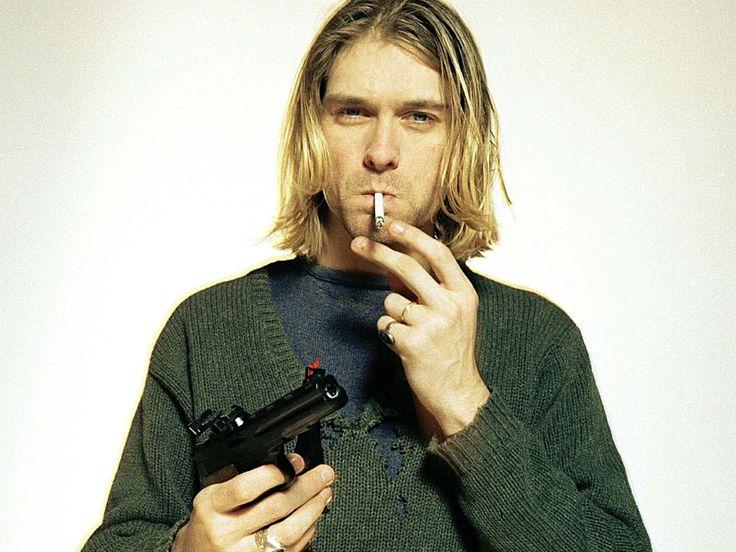O site Dangerous Minds divulgou o áudio de uma fita cassete datada de 1988, mixada na época pelo futuro vocalista do Nirvana, Kurt Cobain.