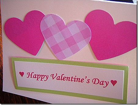 #Homemade #Valentine'sDay cards that are super easy and sweet.