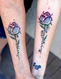 cute collar bone tattoos for mom and daughter – Google Search