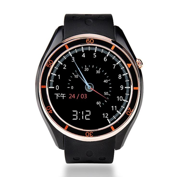 ColMi Smart Watch VS110 OS Android 5.1 3G WIFI GPS Heart Rate Monitor Google Play Weather Push Message Phone Call Smart Clock