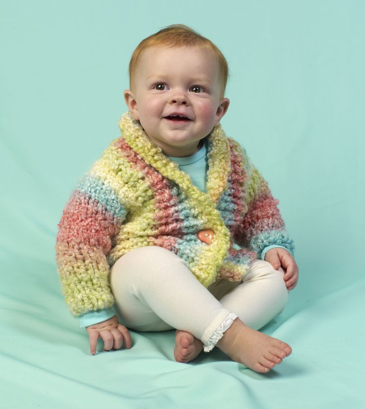 Baby Knits For Beginners Free Patterns : 17 Best images about Moore: Baby Yarn Creations on Pinterest Red hearts, Ya...