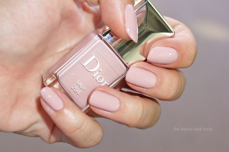 The Beauty Look Book: Dior Kingdom of Colors Spring 2015 - Blossoming Top Coat and Gel-Shine Nail Lacquer in Lady & Glory