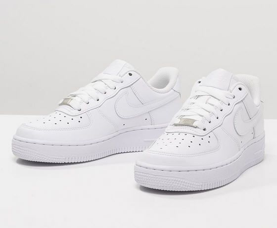 Nike Sportswear AIR FORCE 1 Baskets basses white