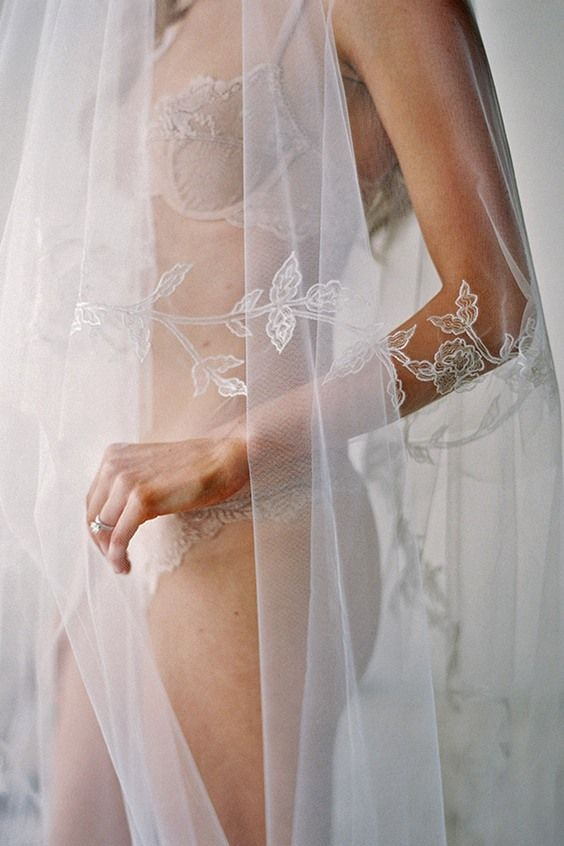 Wedding boudoir shots 11 / http://www.deerpearlflowers.com/getting-ready-wedding-photography-ideas/2/