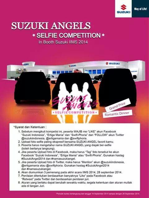 Info & Pemesanan Mobil Suzuki;  085218000020 27656F2E