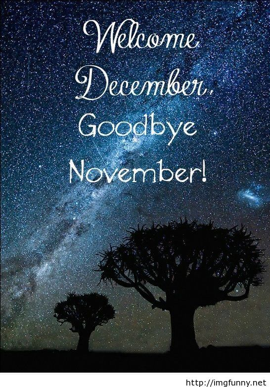 Goodbye November 2015 wallpaper