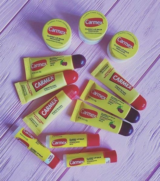 Carmex Lip Balm - Iconic '90s Beauty Products - Photos