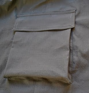 Cargo Pockets Tutorial