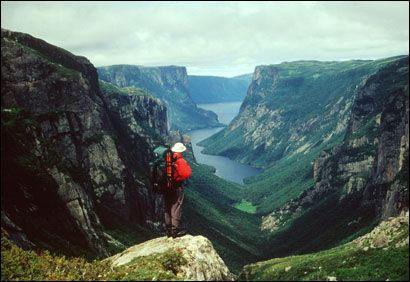 Hiking in Gros Morn National Park, someday you and I have a date to remember oh lovely park!: Hiking Trail, Westerns Brooks, Wholesale Mornings, Newfoundland Beautiful, Newfoundland West, Mornings National, National Parks, Places, Brooks Ponds
