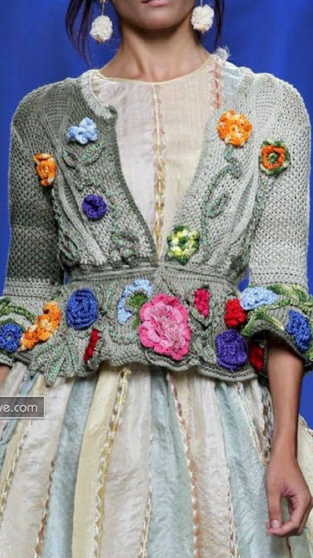 Woolly summer inspiration