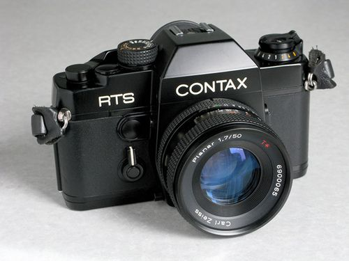 Contax RTS / Contax, when will you be back??
