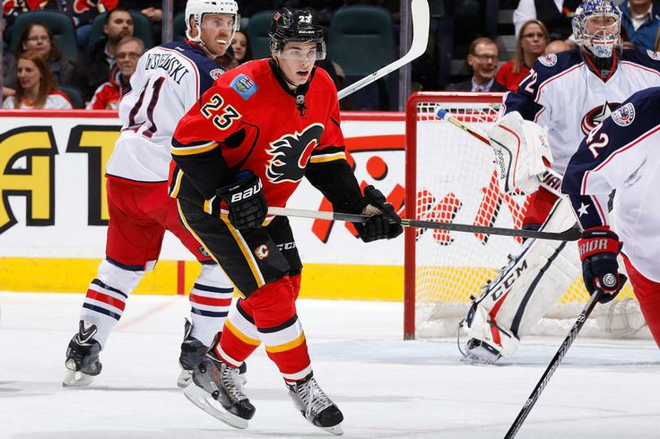 Sean Monahan scores again tonight against the Winnipeg Jets #Calgary Flames All The Way