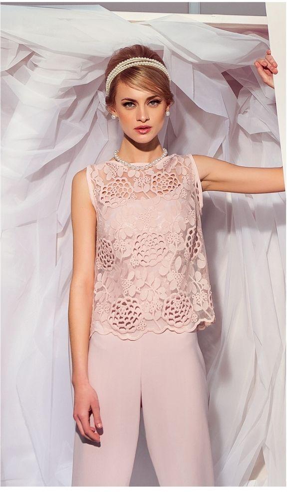 Cut out pastel lace