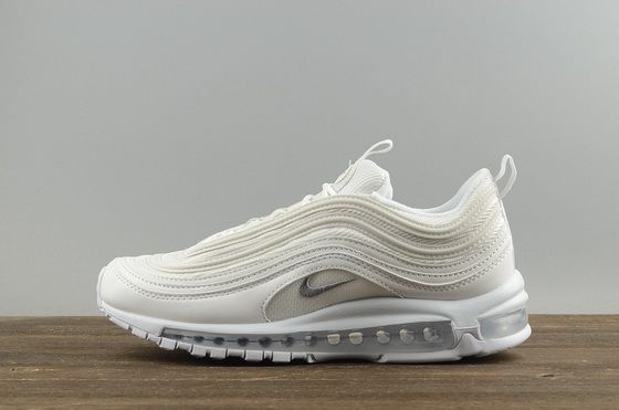 hot sale online 0e729 87b95 Nike Air Max 97 Og White Wolf Grey 921826101 How To Buy Shoe