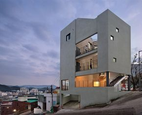 Gallery of Namsan Patio / Architects Group RAUM - 8