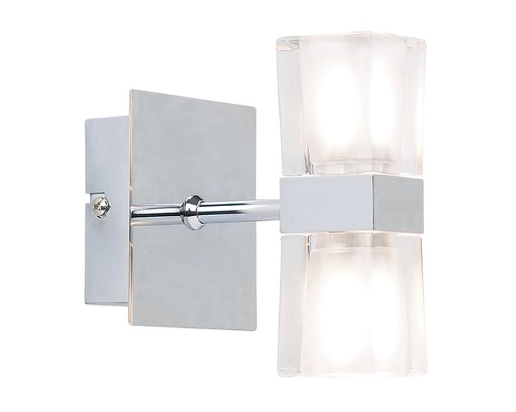 Endon 298 2CH Bay G9 Up And Down Wall Light