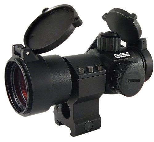 nice Bushnell Optics TRS-32 Red Dot Riflescope with 30mm Tactical Ring, 1x 32mm