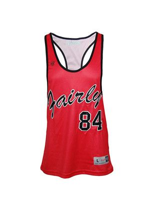 SikSilk Basketball Vest - Red   Grey low cut racer back Basketball vest   Complete different cut to the original vest with its rear drop it gives another different aspect to a siksilk basketball jersey.   All the details are embroidered to the highest quality.   £60 available at www.dapperstreet.co.uk