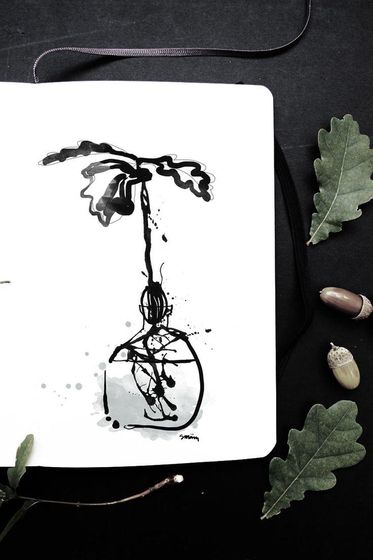 Mini oak tree | SMÄM