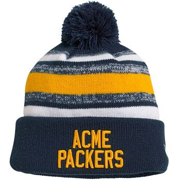 Green Bay Packers Acme Classic Sport Knit Hat at the Packers Pro Shop http://www.packersproshop.com/sku/5104510027/