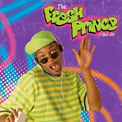 Will Smith  The Fresh Prince of Bel-Air 19901996