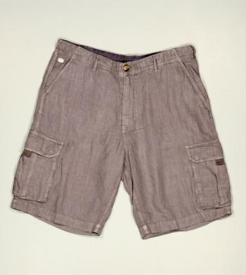 Bermuda Bolsillos Pantalon de lino corto short Pou Nou #pounou coleccion hombre…