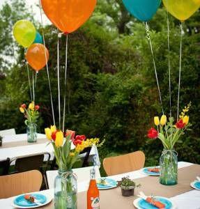 Reunimos inspirações para enfeitar a festa de batizado com itens feitos em casa. Capriche!