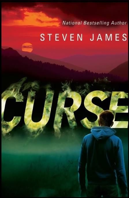 Mythical Books: Don't miss this... Curse (Blur Trilogy #3) by Steven James