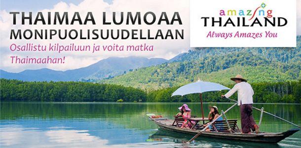 Voita 1000 euron matkalahjakortti! http://www.rantapallo.fi/monipuolinen-thaimaa/