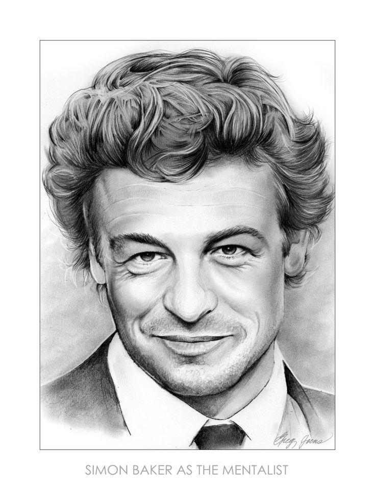 Celebrity Pencil Portraits - Mel Gibson | classic art ...