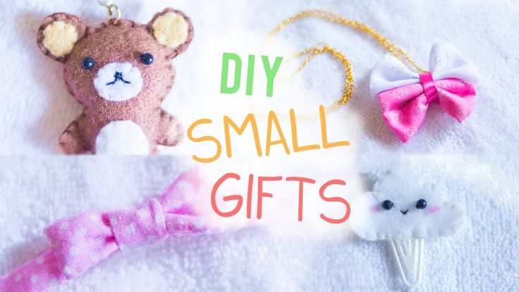 25+ Best Ideas About Small Gifts For Friends On Pinterest