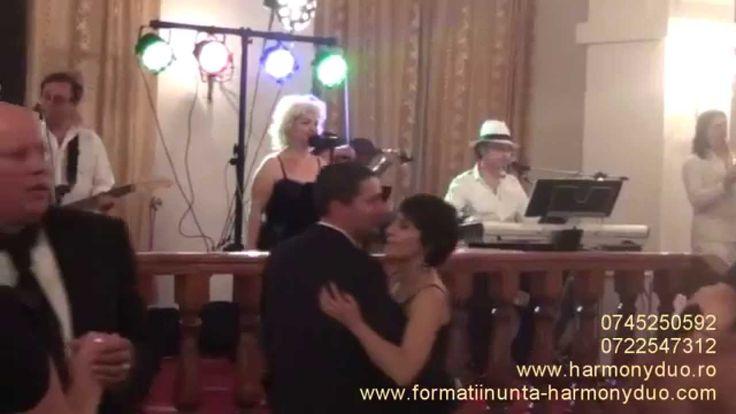 """Formatie nunta Brasov-HARMONY DUO-Muzica usoara romaneasca.""""Muzica de calitate pentru evenimente de calitate""""  Formatie nunta,petreceri,botezuri,evenimente in Bucuresti,Constanta,Ploiesti,Pitesti,Brasov,Valcea,Buzau,Brasov,etc.  Muzica live pe alese:pop,rock,folclor autentic,muzica usoara romaneasca,muzica de petrecere,jazz,cafe-concert,etc. Pentru a fi la curent cu ultimele noutati,va invitam sa dati SUBSCRIBE. Va asteptam de asemenea pe contul nostru de FACEBOOK."""