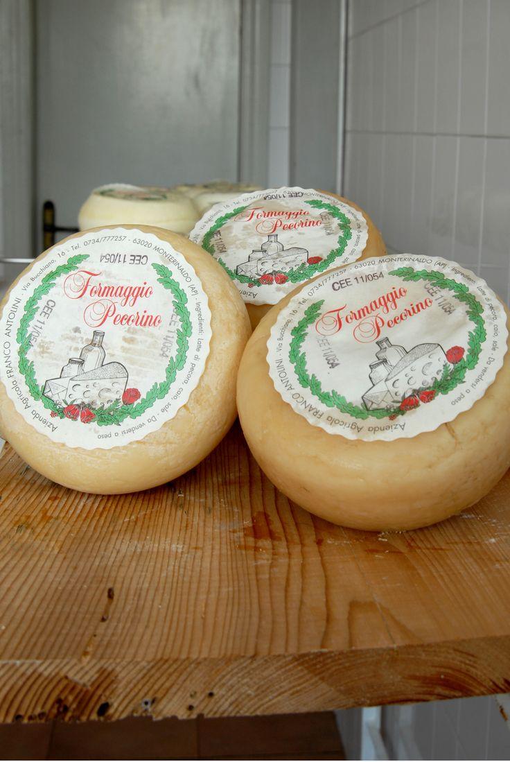Azienda Agricola Franco Antolini Produzione formaggio pecorino #marcafermana #monterinaldo #fermo #marche