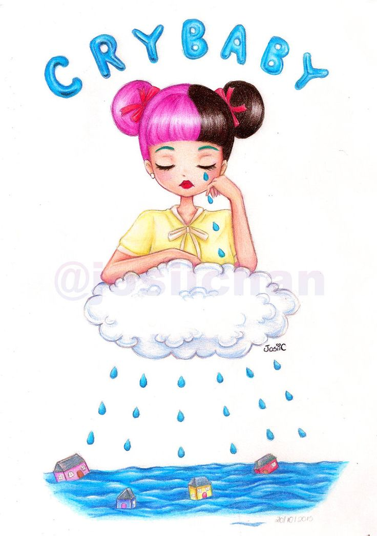 Melanie Martinez - Cry Baby by JosiiChan