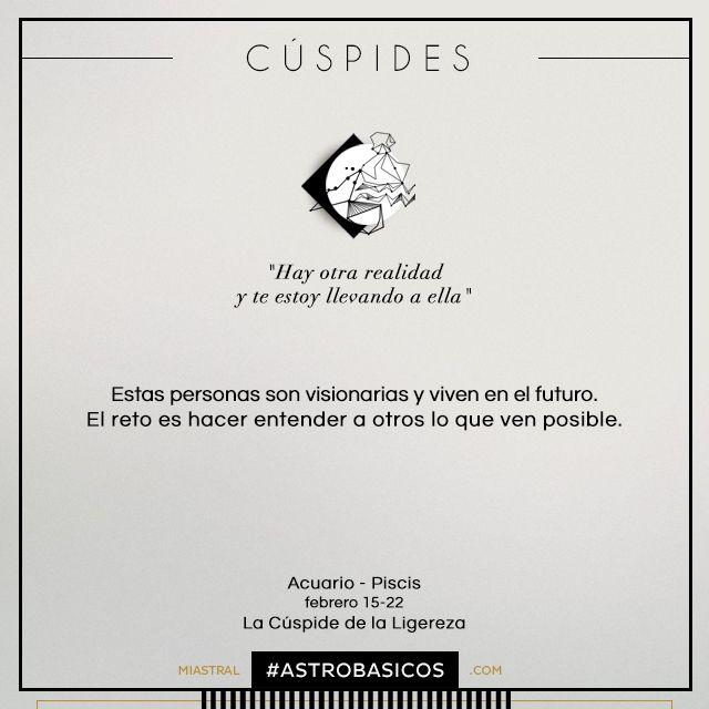 Astrobasics Cuspide Acuario - Piscis
