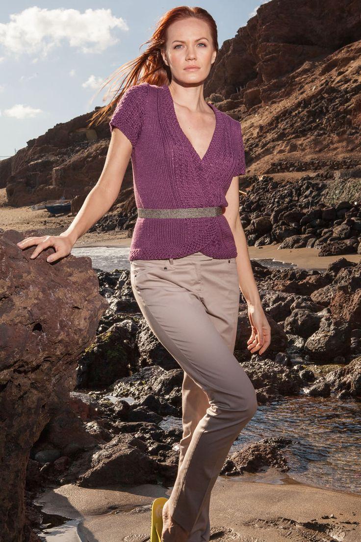 Lana Grossa KURZARMJACKE 365 Seta - ALL SEASONS 365 No. 1 - Modell 10 | FILATI.cc WebShop